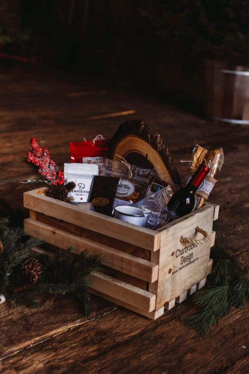 Christmas Crate (December only)