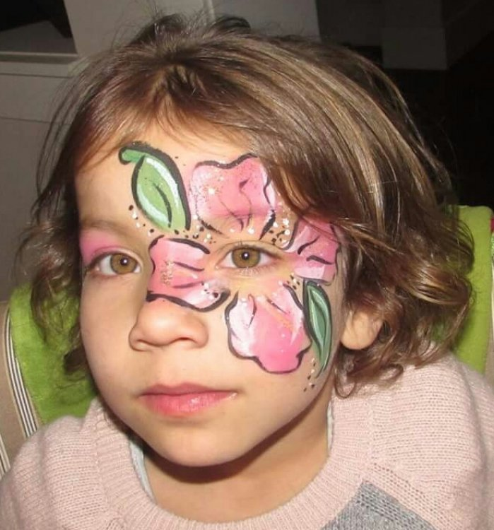 Face Painting (minimum 2 hours required)