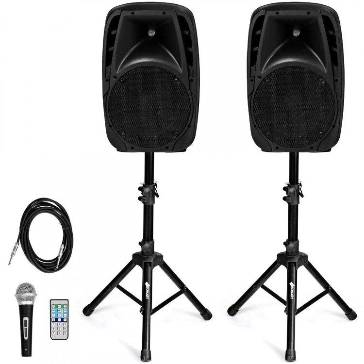 Speaker ION Bluetooth Total PA Glow