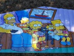 Simpsons Banner