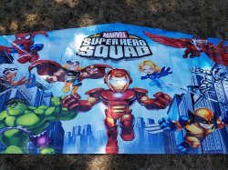 Marvel Super Hero Squad Banner