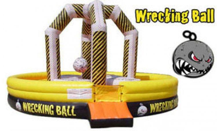 Wrecking Ball 23' diameter