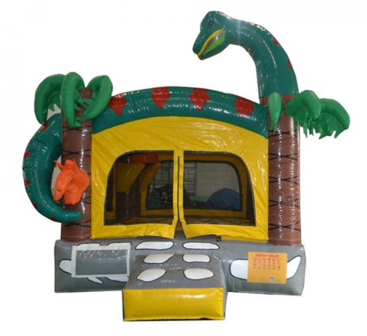 Dino Bounce 10'L x 10'W x 10'H