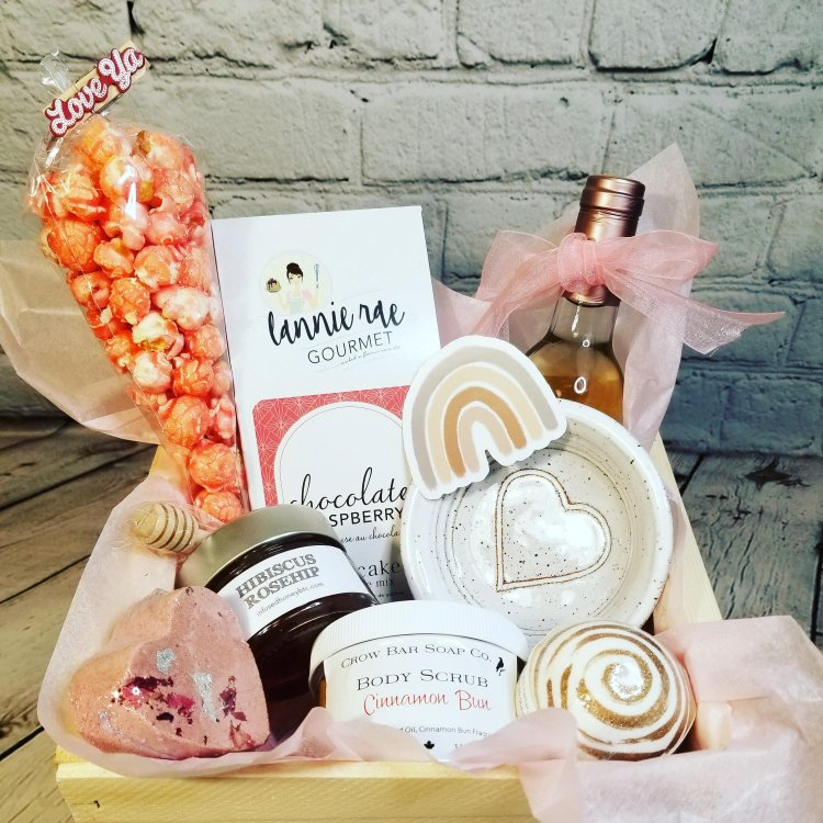 Gift Crates & Boxes
