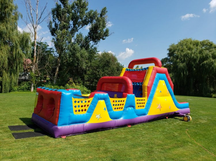 Obstacle Courses & Slides
