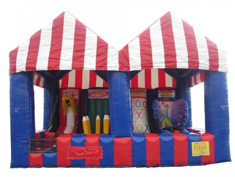 Carnival Midway Tent 20x10x13